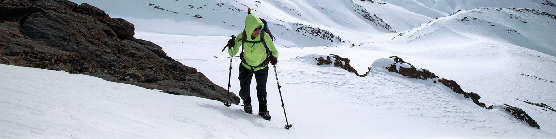 Advanced trekking boots   BESTARD